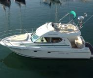 Yacht Prestige 32 Yachtcharter in Sitges