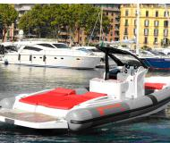 Motor yacht PZero 1100 Sport for rent in Naples