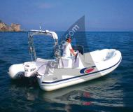 Motorboat Selva 540 for rent in Lazise
