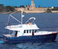 Motoryacht Swift Trawler 42 Yachtcharter in Sibenik