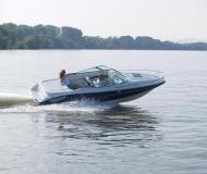 Motorboat Viper 203 for rent in Bardolino