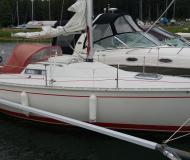 Segelyacht Albin 78 chartern in Sabyvikens Marina
