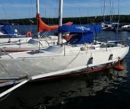 Segelboot Albin Express Cruising chartern in Sabyvikens Marina