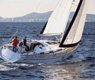 Sailing yacht Bavaria 35 Cruiser available for charter in Genoa