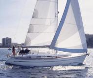 Bavaria 36 Segelyacht Charter Palairos