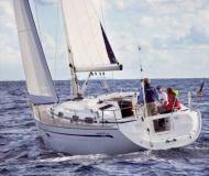 Yacht Bavaria 37 Cruiser for charter in Marina Zaton Sibenik