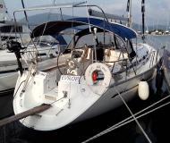 Segelyacht Bavaria 40 Yachtcharter in Marina Lefkas