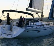 Yacht Bavaria 46 Cruiser Yachtcharter in Ayvalik City Marina
