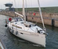 Sail boat Bavaria 46 Cruiser for charter in Hoorn