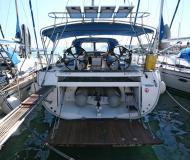 Sail boat Bavaria 55 Cruiser for charter in Port Lavrio
