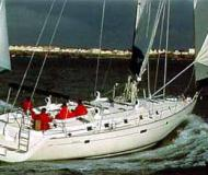 Yacht Beneteau 50 - Sailboat Charter Gothenburg