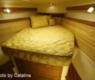 Yacht Catalina 357 available for charter in Petcharat Marina