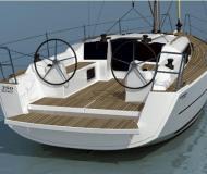 Yacht Dufour 350 Grand Large chartern in Sukosan Bibinje