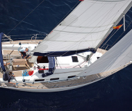 Yacht Dufour 365 Grand Large for hire in Antibes
