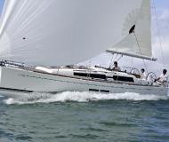 Yacht Dufour 375 Grand Large chartern in Saltsjoe Duvnaes