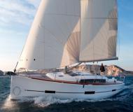 Segelboot Dufour 382 Grand Large chartern in Marina Alimos Kalamaki
