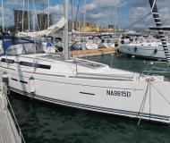 Segelyacht Dufour 405 Grand Large chartern in Marina Salerno