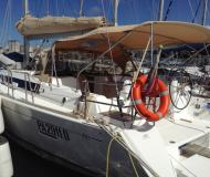 Sail boat Dufour 450 Grand Large for rent in Marsala
