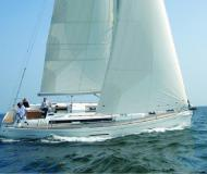 Yacht Dufour 460 Grand Large for rent in Marina Atlantico