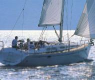 Sailing yacht Elan 36 for rent in Krvavica