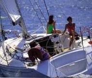 Yacht Elan 38 for rent in ACI Marina Vodice