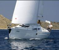 Yacht Elan 384 Impression for rent in Preveza Marina
