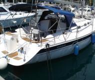 Segelyacht Elan 40 chartern in Marina Tankerkomerc