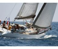 Sailing yacht Swan 39 for rent in Marina di Punta Ala