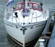 Gib Sea 37 Segelyacht Charter Lelystad