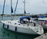 Yacht Gib Sea 41 for rent in Gouvia