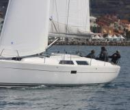 Segelyacht Hanse 400 Yachtcharter in ACI Marina Pula