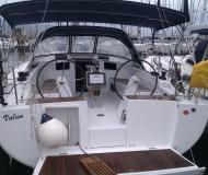 Yacht Hanse 415 for hire in Jezera