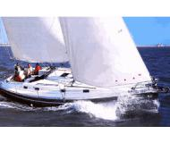 Yacht Harmony 42 available for charter in Port Louis Marina