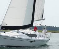 Hunter DS 45 Segelyacht Charter Charlotte Amalie