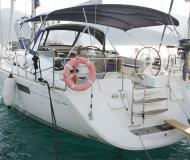 Segelyacht Jeanneau 53 Yachtcharter in Göcek Marina