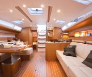 Sailing yacht Jeanneau 53 for rent in Birgu