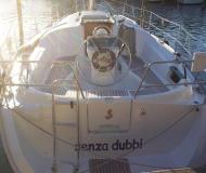 Segelyacht Oceanis 323 Yachtcharter in Furnari