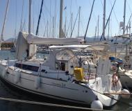 Segelyacht Oceanis 34 chartern in Marina Lefkas