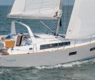 Sail boat Oceanis 38 for hire in Ece Saray Marina