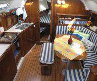 Segelyacht Oceanis 381 Yachtcharter in Gouvia Marina
