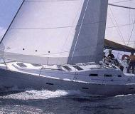 Oceanis 393 Segelyacht Charter Palairos