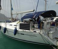 Yacht Oceanis 393 Clipper Yachtcharter in Marina Mindelo