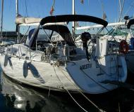 Segelyacht Oceanis 40 Yachtcharter in Palamos