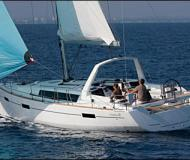 Sail boat Oceanis 41 available for charter in Procida Marina