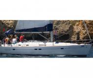 Oceanis 411 Segelyacht Charter Lagos