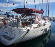 Sail boat Oceanis 423 for rent in San Cristobal de La Laguna