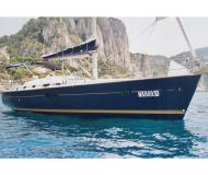 Sailing yacht Oceanis 423 available for charter in Naples