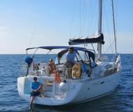 Segelyacht Oceanis 43 chartern in Marina Vrsar