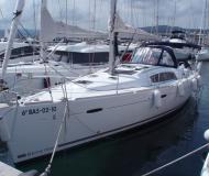 Segelboot Oceanis 43 Yachtcharter in Palamos