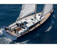 Sailing boat Oceanis 48 available for charter in Port Louis Marina